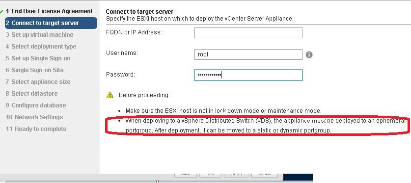 """VMware vCenter Server Appliance 6 0 – """"Failed to Start"""