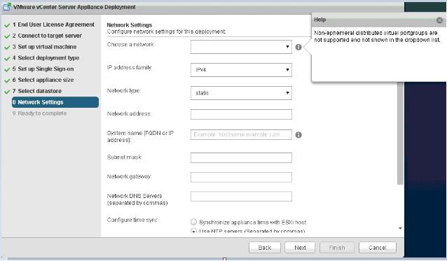 "VMware vCenter Server Appliance 6 0 – ""Failed to Start Services"