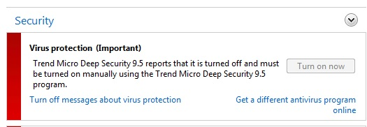 Trend Micro Deep Security 9 5 ( Citrix VDI Environment-Agent