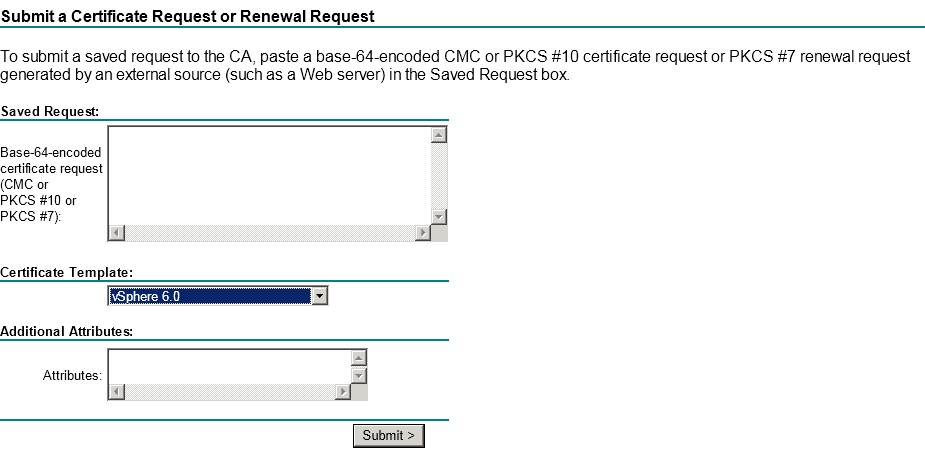 Creating a new template for vsphere 60 to use for machine ssl and 1e43d yadclub Choice Image