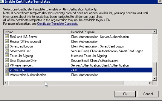 Creating a new Template for vSphere 6.0 to use for Machine SSL and ...