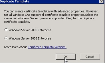 Creating a new template for vsphere 60 to use for machine ssl and eed yelopaper Images