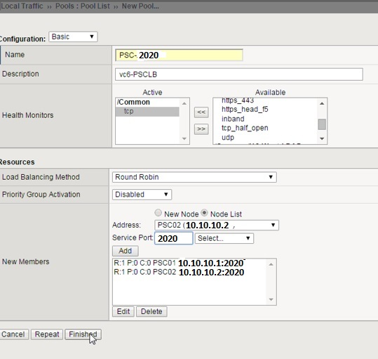 F5 Udp Monitor