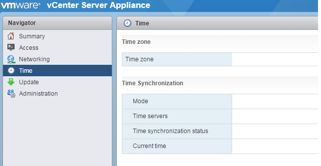 How to configure the NTP on the vCenter Server Appliance 6 0