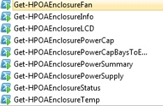 Powershell script to find the HP Enclosure information | Techbrainblog
